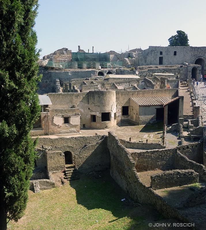 UNCOVERED,  POMPEII,  ITALY
