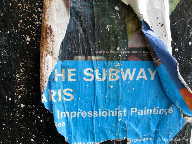 The Subway, Paris
