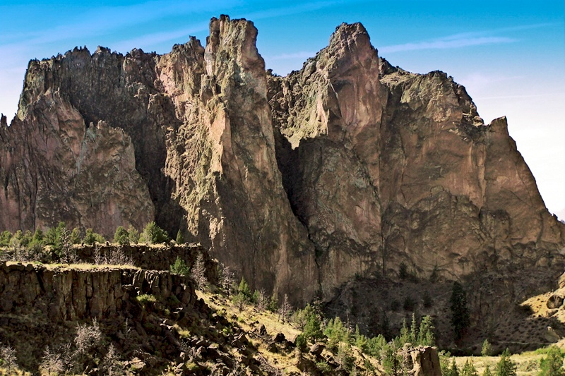 Smith Rock Tuff