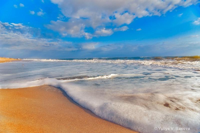 Peaceful Atlantic