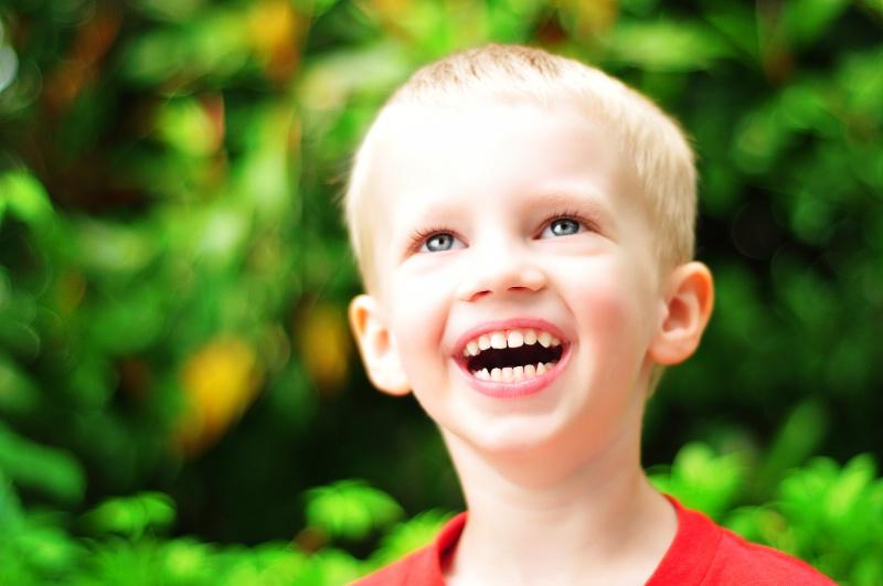 little laugh