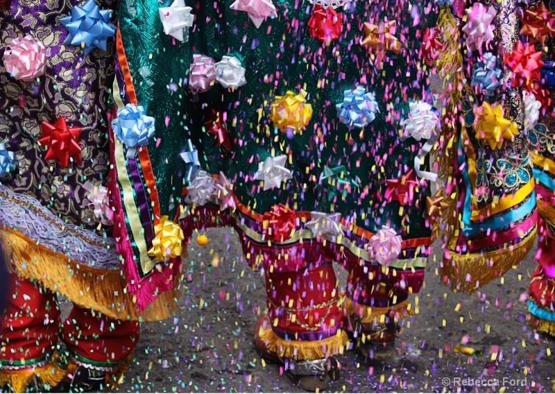 Confetti Dance