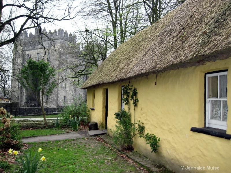 Irish folk walk