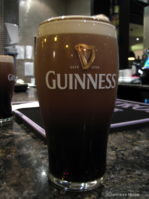 Ah Guinness!