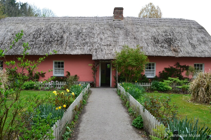 Upper class cottage