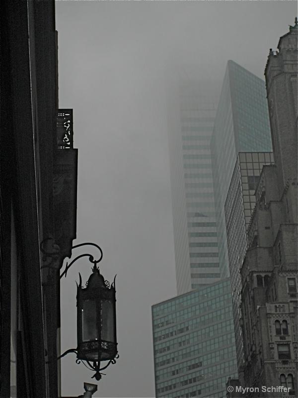 Midtown Fog