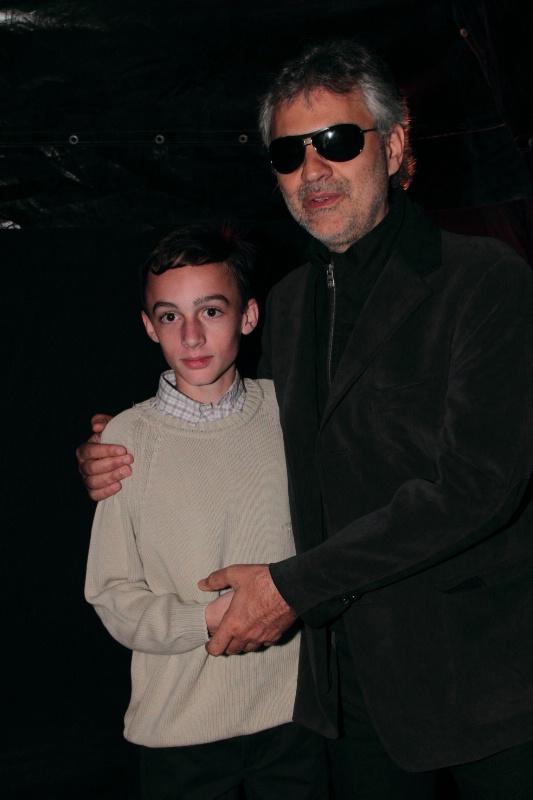 Andrea Bocelli & Santi