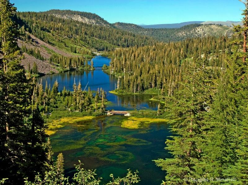 Twin Lakes View 1
