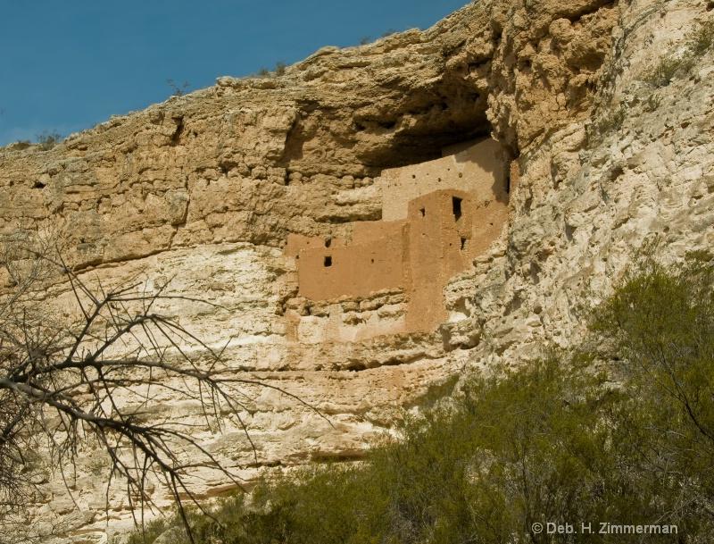 Montezuma' s Castle (if)