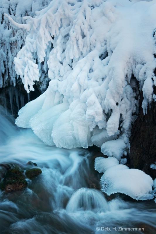 Icy Stream Garden 2