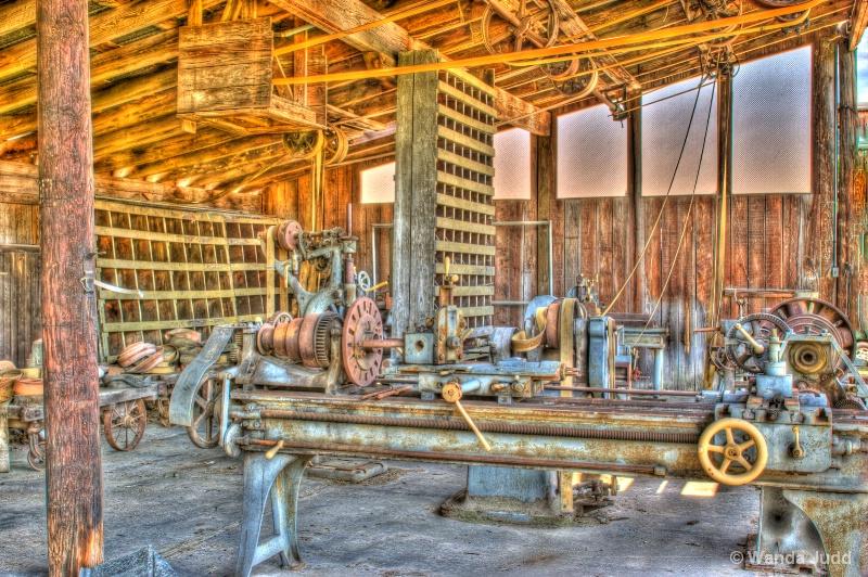 Old Ironworks - Petersburg VA
