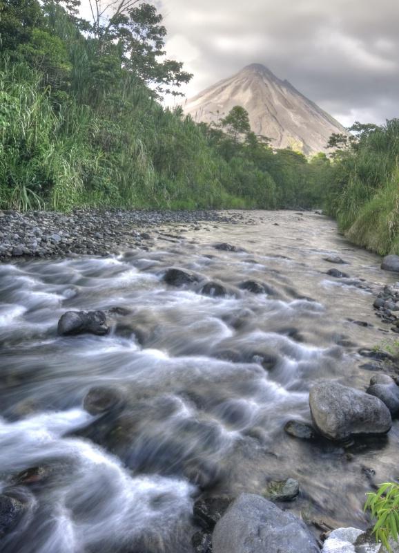 Arenal Creek