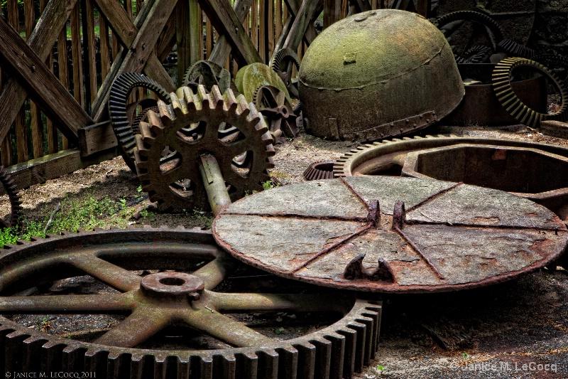 Spare Parts - Hagley Powder Works