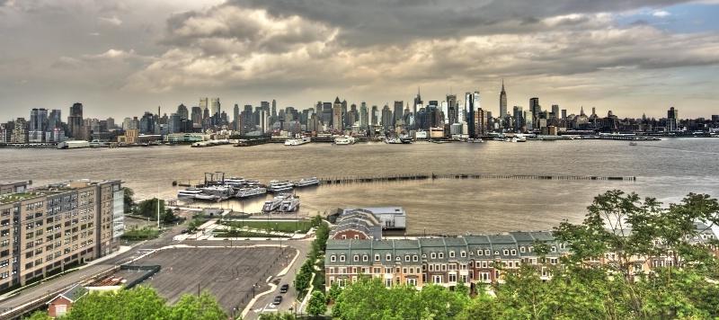 Weehawken Manhattan View