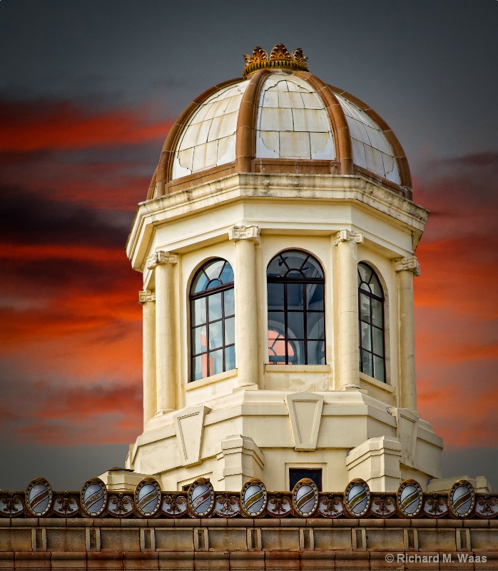 Cupola in Downtown Miami