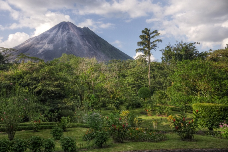 Arenal National Park Hotel View