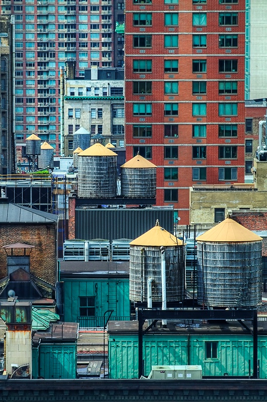 10 Water Towers