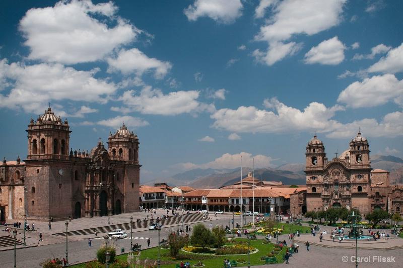 Plaza De Armas ~ Cusco, Peru