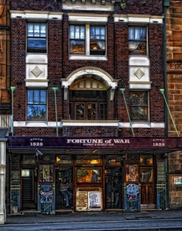 Oldest Pub
