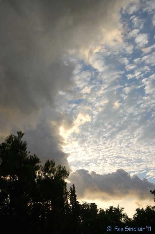 Waikoloa Clouds