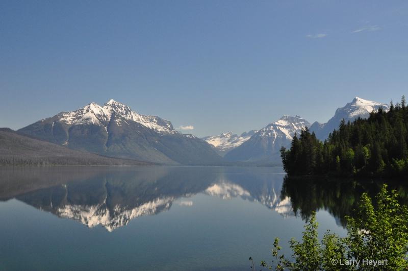Glacier National Park- McDonald Lake