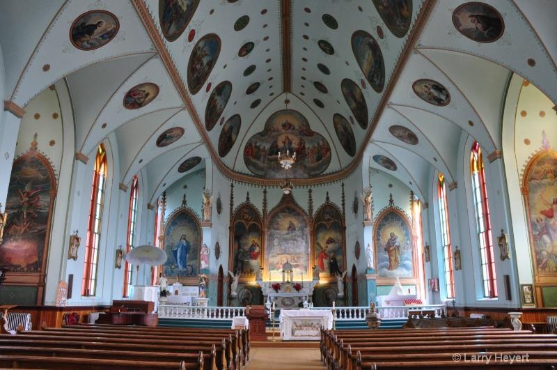 St. Ignatius Mission- St. Ignatius, Montana