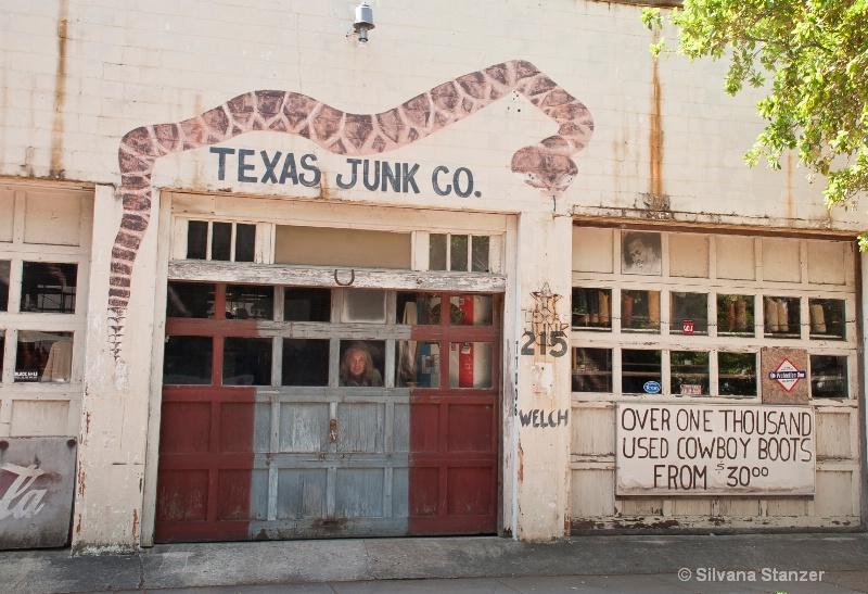 Texas Cowboy Boots