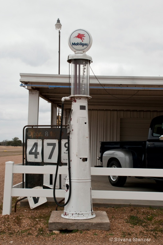 Texas Fuel station