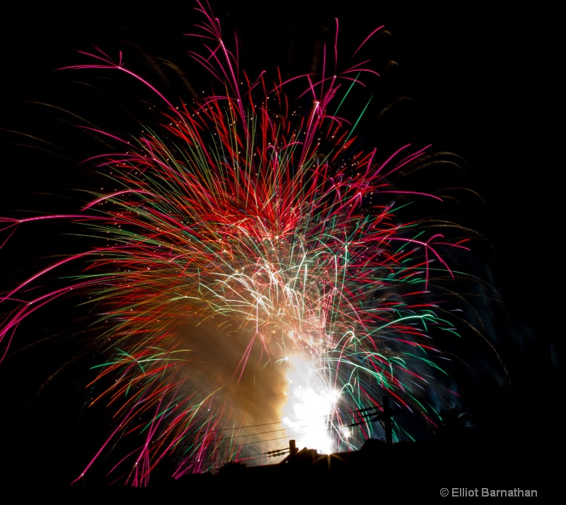 Fireworks - The Finale