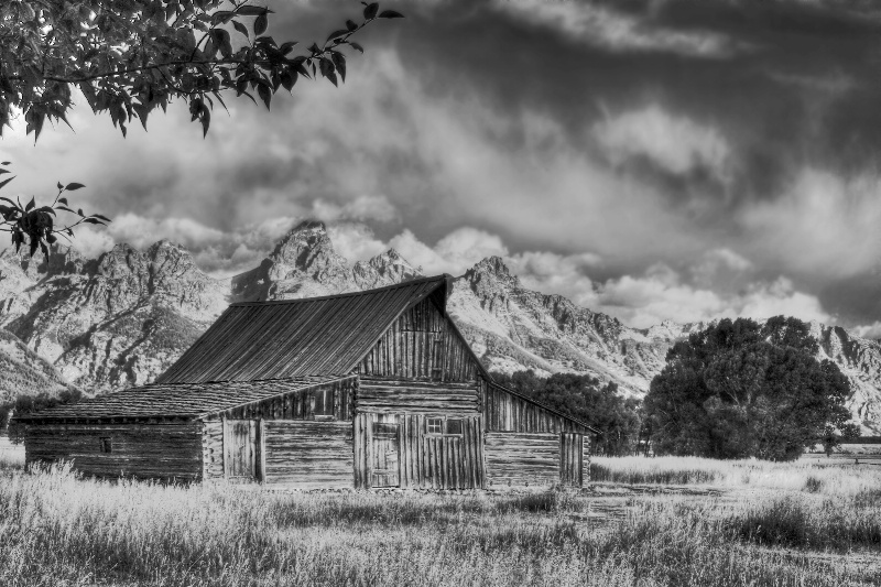 Teton View Barn