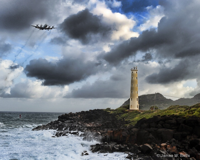 Lighthouse Flyover