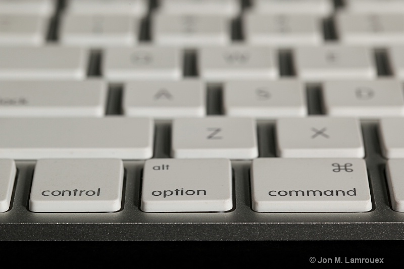 Control - Option - Command