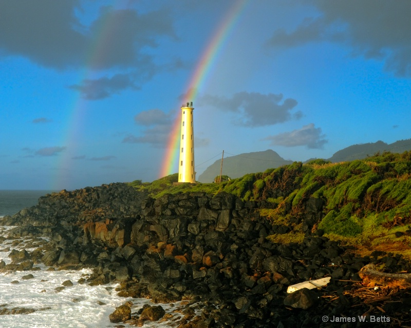 Lighthouse Rainbow