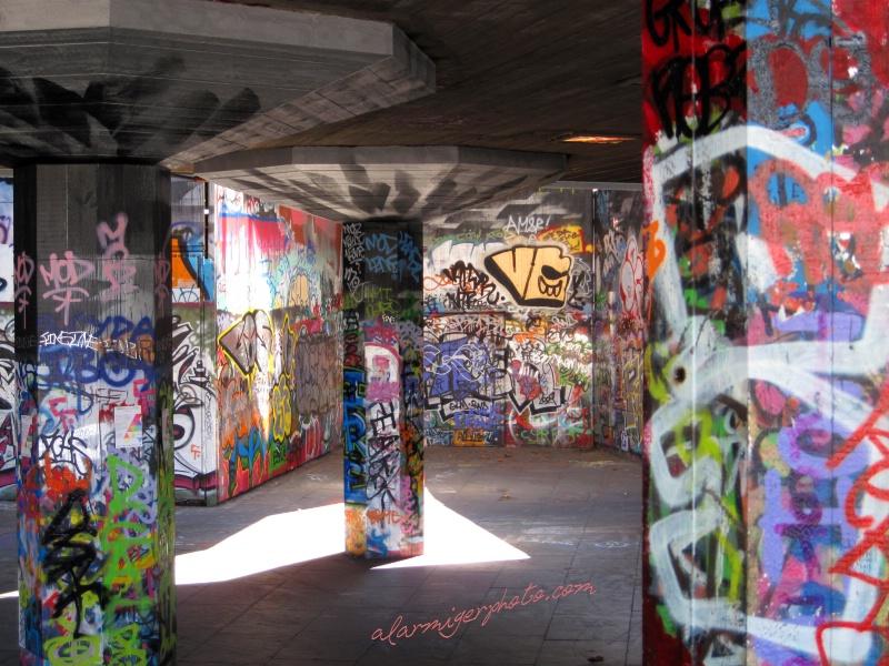 Graffitication