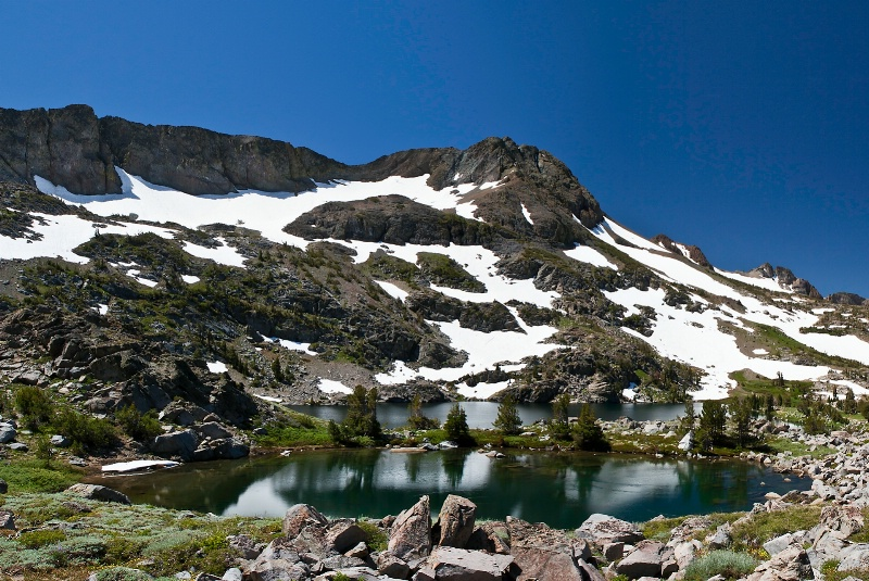 The Mokelumne Wilderness