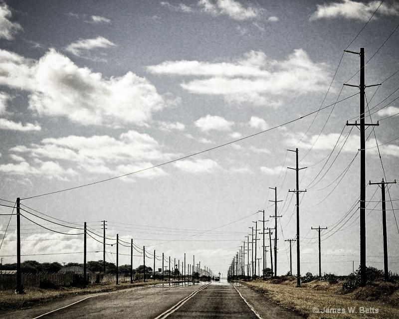 pole road