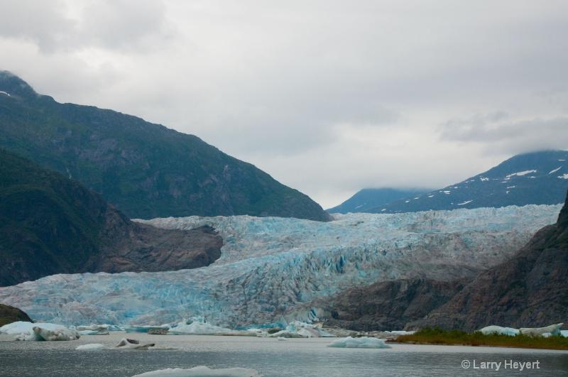 Mendenhall Crater- Juneau, AK