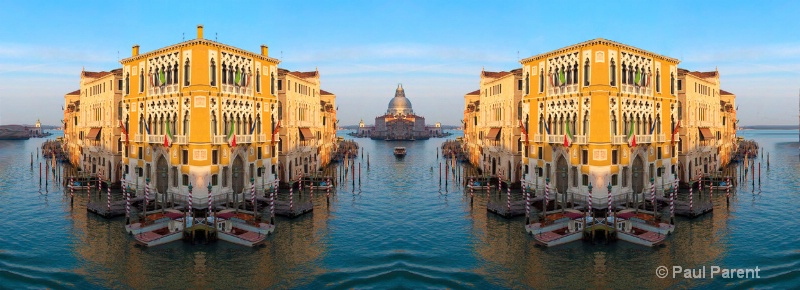 Venice Panorama Creation !
