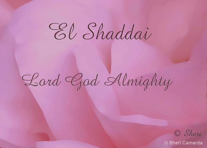 El Sahddai  - S 019