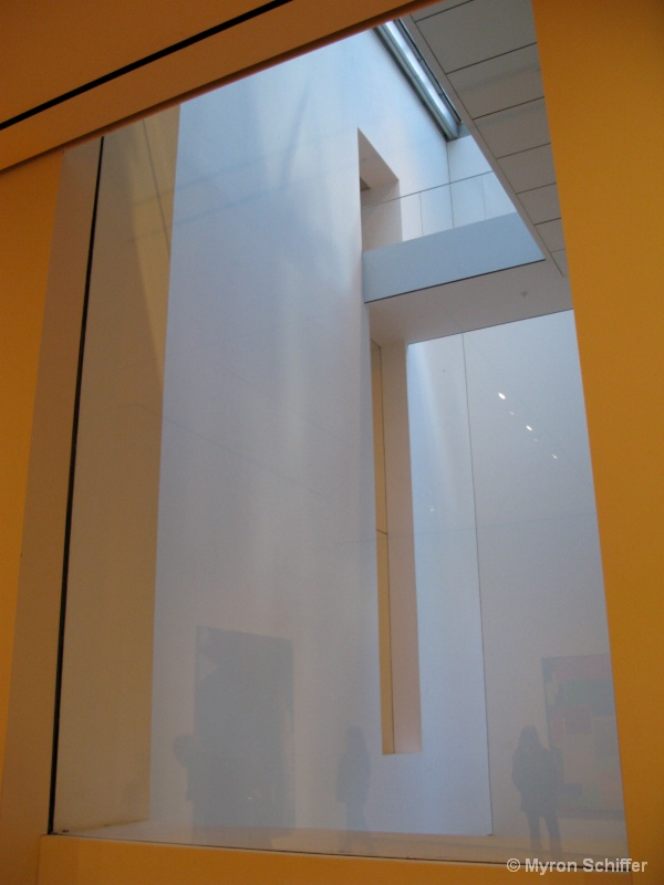 Architetural Detail at MoMA, NYC, No. 506