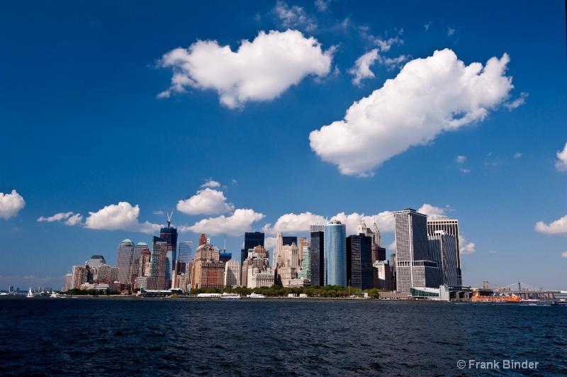 Southern Manhattan