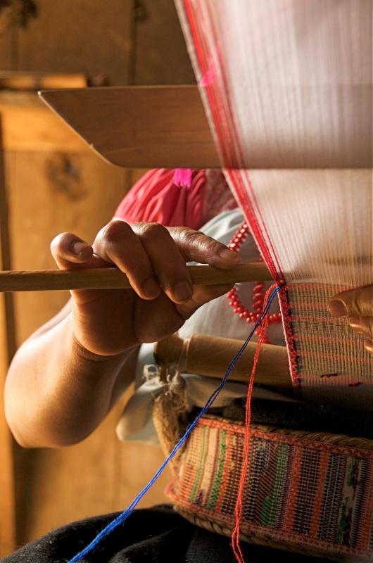 Weaving the Belt