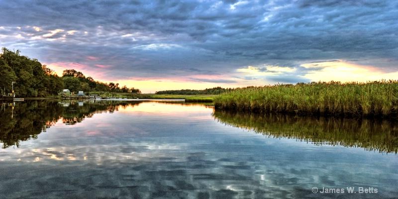 Tuckahoe River View