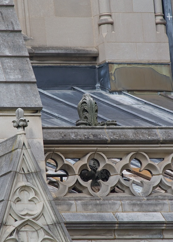 N. Transept W. Pinnacle Finial