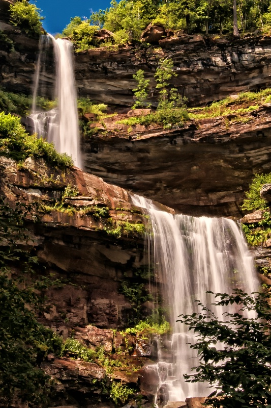 Kaaterskill Falls Top