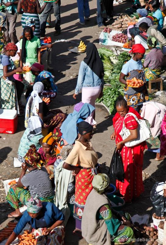 Market Day, Arusha, Tanzania