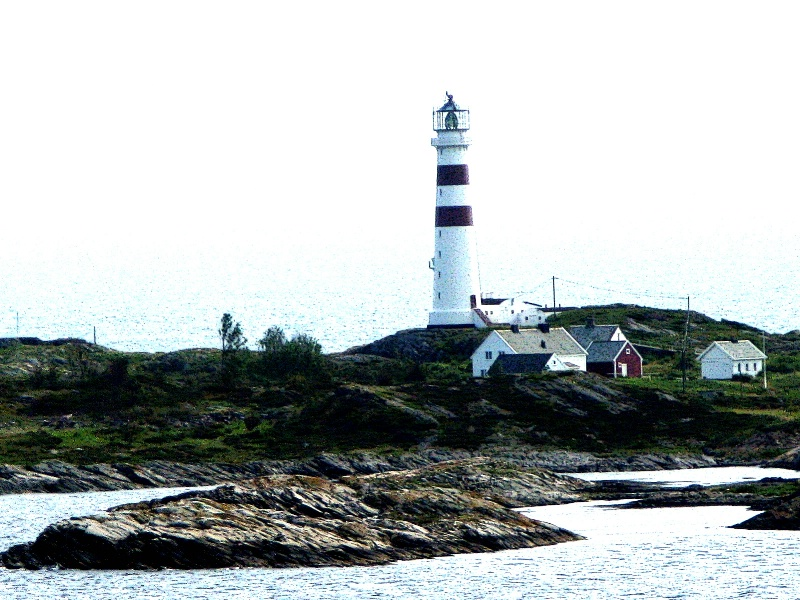 LEAVING KRISTIANSAND, NORWAY
