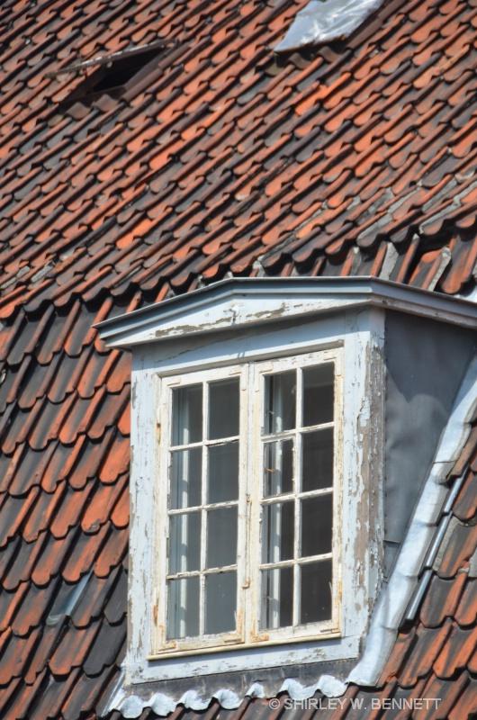 A WINDOW IN COPENHAGEN