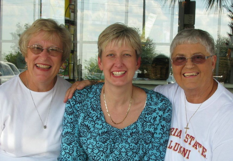SUSAN SMITH, LAURIE ULLOM, SHIRLEY TIPPIN BENNETT