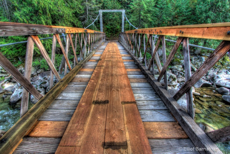 Bridge Over the Lochsa 3